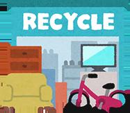 リサイクル・買取りイメージ図